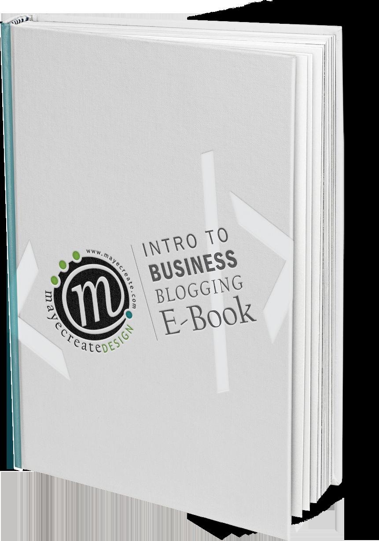 Intro to Business Blogging E-Book