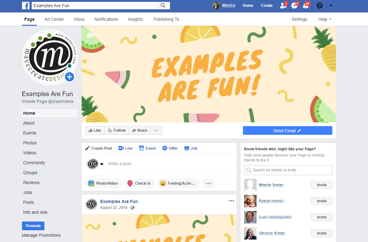 Facebook Fundamentals: How to Like Other Pages as your Page - Step 1