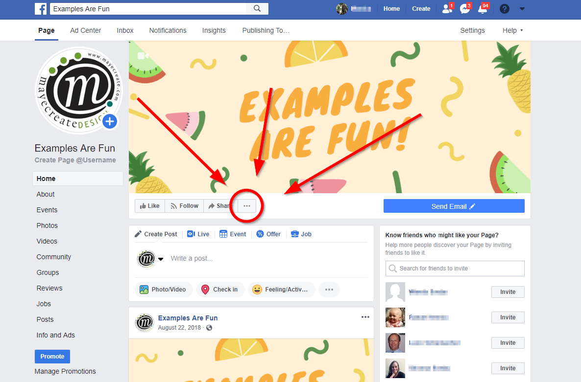 Facebook Fundamentals: How to Like Other Pages as your Page - Step 2