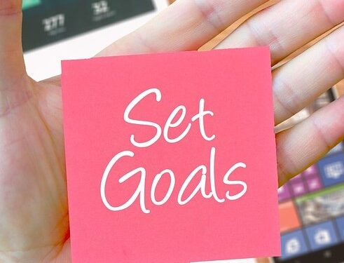 A Strategy for Simple Goal Setting
