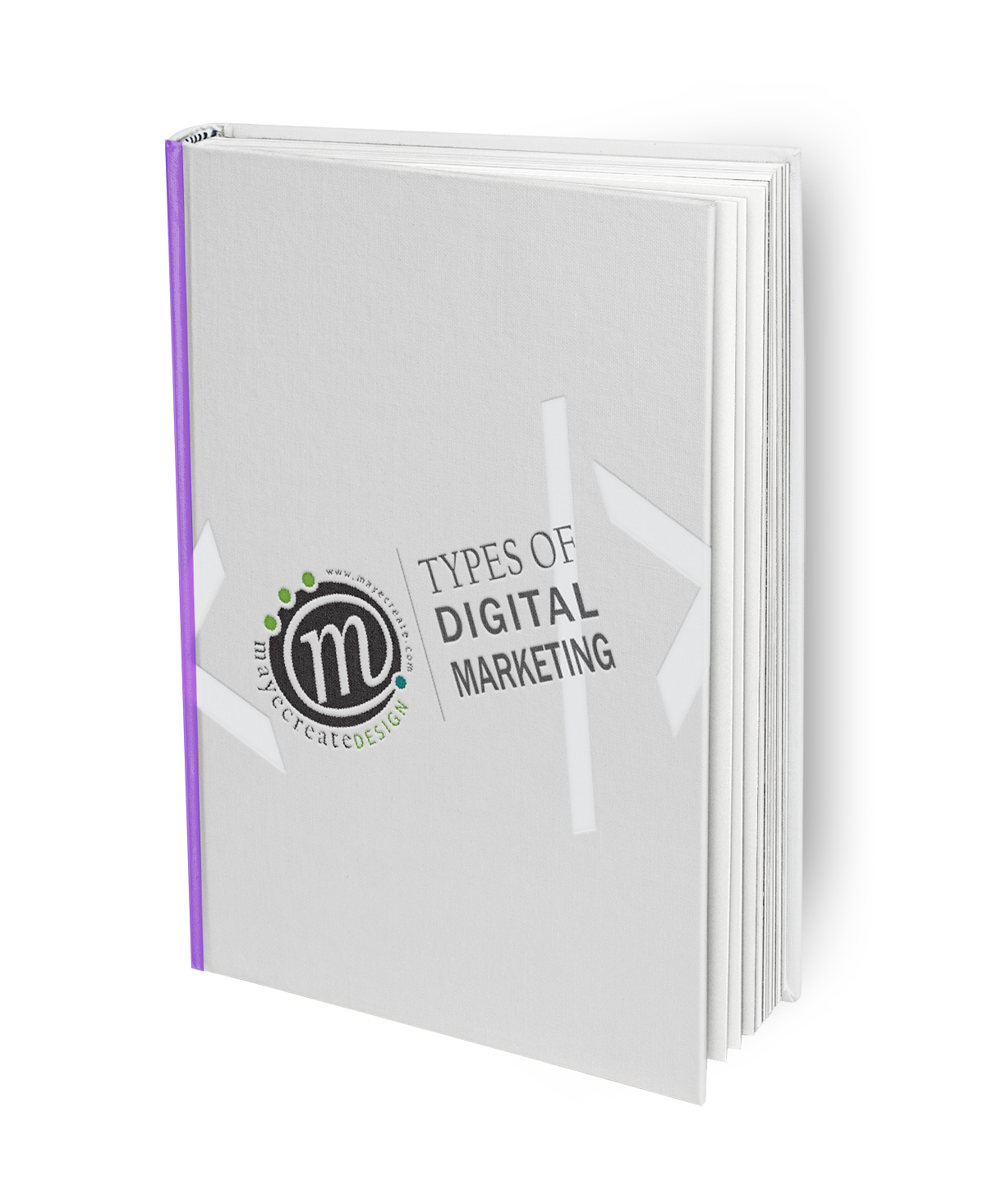 Types of Digital Marketing E-Book