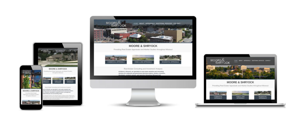 Moore & Shryock's New Website