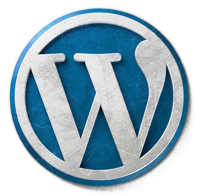 Why WordPress is Awesome - WordPress logo