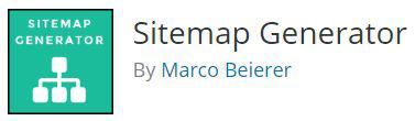 how to submit a sitemap on search engines - sitemap generator by Marco Beierer