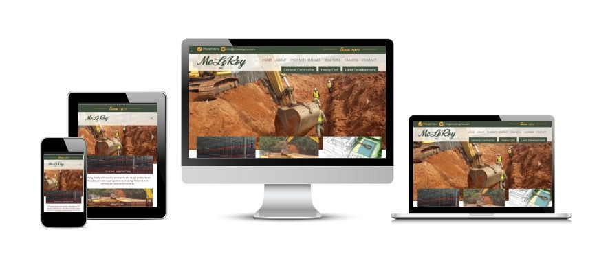 McLeRoy New Website Devices