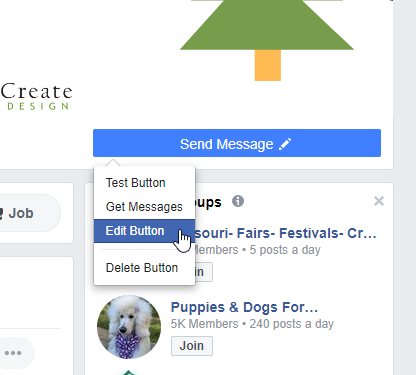 How to Edit Your Facebook Profile: Updating Your Call-to-Action Button