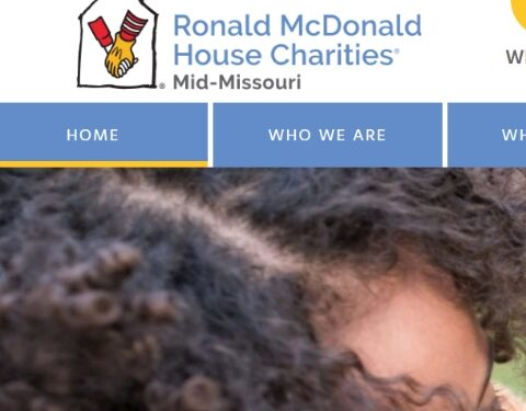 "Ronald McDonald House ✔️s ""amazing new website"" off their Wish List!"