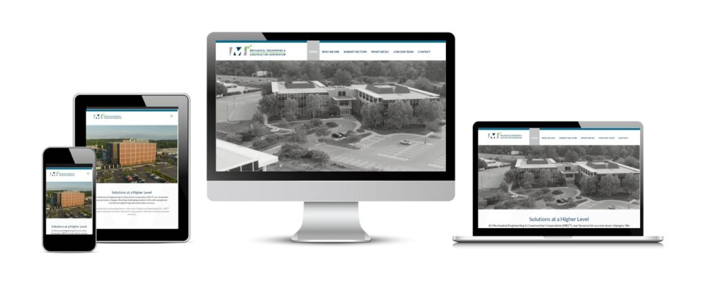 MEC2's New Website