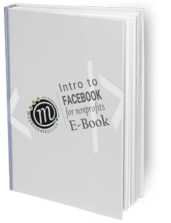 Intro to Facebook for Nonprofits E-Book