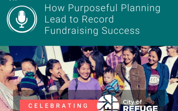 How Purposeful Planning Lead to Record Fundraising Success