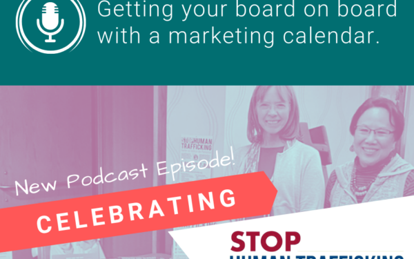 Getting Your Board on Board with a Marketing Calendar