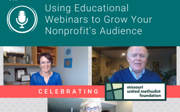 Using Educational Webinars to Grow Your Nonprofit's Audience