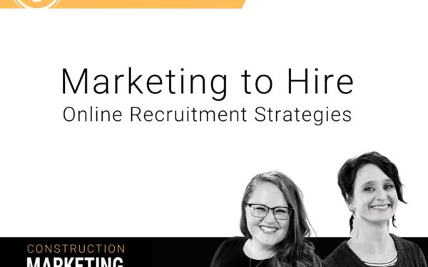 Marketing to Hire: Online Recruitment Strategies