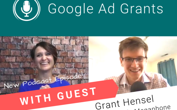 Google Ad Grants with Grant Hensel